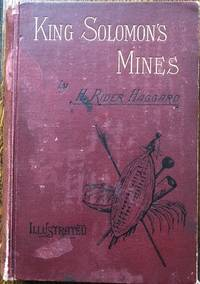 image of King Solomon's Mines. With Illustrations by Walter Paget.