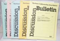 image of Northern California Bay Area District discussion bulletins, vol. 1, nos. 1-5, December, 1978-January, 1979