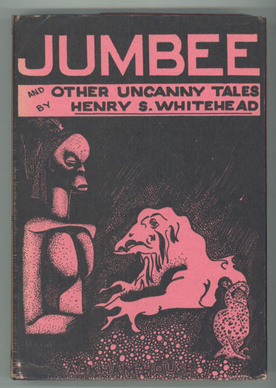 : Arkham House, 1944. Octavo, pp. viii-xii 4-394 , original black cloth, spine panel stamped in gold...