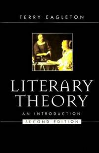 Literary Theory : An Introduction by Terry Eagleton - Paperback - 1996 - from ThriftBooks (SKU: G081661251XI3N10)