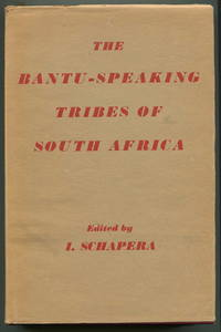 The Bantu-Speaking Tribes of South Africa
