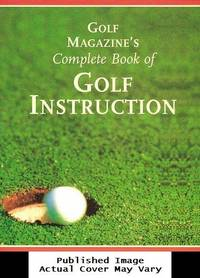 image of Golf Magazine's Complete Book of Golf Instruction
