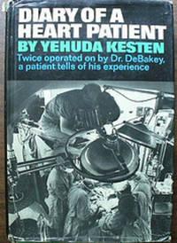 Diary of A Heart Patient by Kesten, Yehuda by Kesten, Yehuda