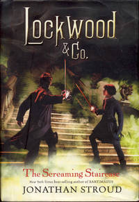 image of The Screaming Staircase (Lockwood & Co., Book 1)