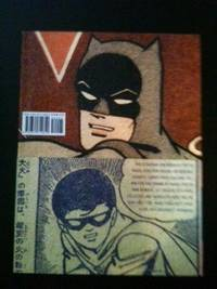 Bat-Manga!   The Secret History of Batman in Japan