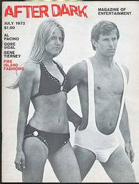 After Dark: Magazine of Entertainment: Volume 5, Number 3, July, 1972