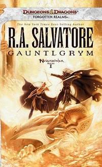 Gauntlgrym by Salvatore, R. A - 2011