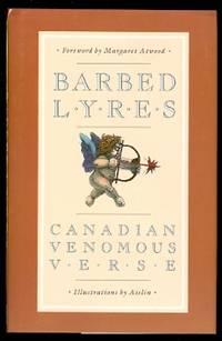 image of BARBED LYRES:  CANADIAN VENOMOUS VERSE.