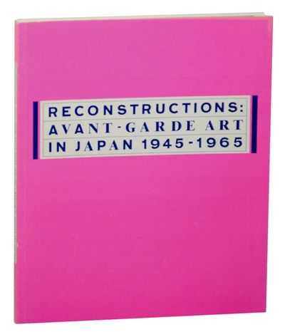 Oxford: Museum of Modern Art, 1985. First edition. Softcover. 96 pages. Exhibition catalog for a sho...