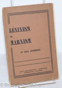 image of Leninism or Marxism