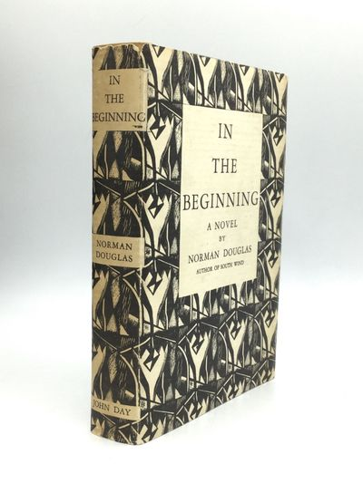 New York: The John Day Company, 1928. First Edition. Hardcover. Very good/Very good. A slip of paper...