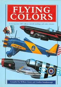 image of FLYING COLORS.  FEATURING OVER 1300 MILITARY AIRCRAFT MARKINGS AND COLOR SCHEMES.