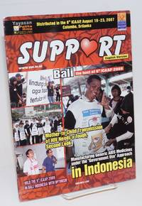 image of Support Magazine: English version August 2007; 8th Annual ICAAP