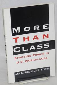 image of More than class: studying power in U.S. workplaces