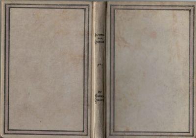 Paris: Albert Messein, 1926. Third edition. leather_bound. Orig. publisher full vellum, yapp edges. ...
