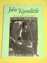 John Knowlittle, The Life of the Yarmouth Naturalist, Arthur Henry Patterson ALS