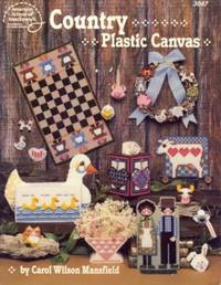 Country Plastic Canvas Leaflet 3047