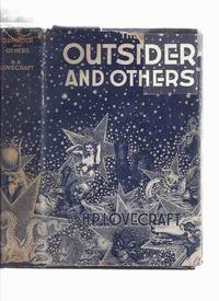The Outsider and Others ---in Original Dustjacket ( Contains:  Supernatural Horror in Literature; Call of Cthulhu; The Shunned House; Cats of Ulthar; Dagon; At the Mountains of Madness; Pickman's Model; Shadow Over Innsmouth; Dunwich Horror, etc)