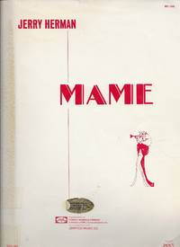 image of Mame, vocal score with piano reduction