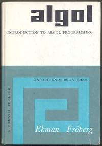 Introduction to Algol Programming