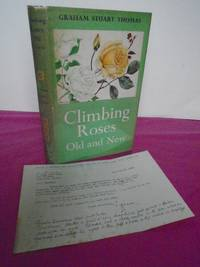 CLIMBING ROSES OLD AND NEW Association Copy
