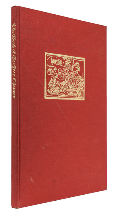 : for The Book Club of California, 1963. First edition, one of 450 copies. Illustrated. Including an...