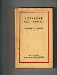 Interest and Usury