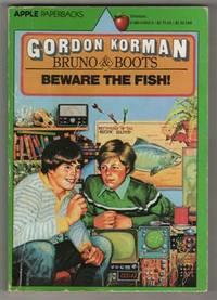 Beware the Fish by Korman, Gordon - 1980