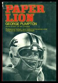 image of PAPER LION