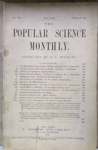 The Popular Science Monthly Supplement (No. V)