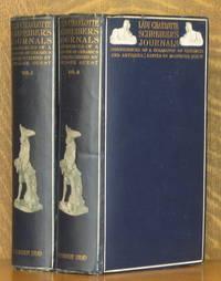 image of LADY CHARLOTTE SCHREIBER'S JOURNALS - 2 VOL. SET (COMPLETE)