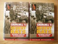 image of Churchill's Desert Rats  -  From Normandy to Berlin with the 7th Armoured Division