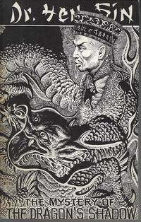 """image of PULP CLASSICS #9, April. Apr. 1975: (reprinting) Dr. Yen Sin: May 1936 (""""The Mystery of the Dragon's Shadow"""")"""