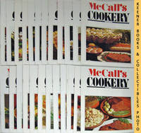 McCall's Cookery - Complete Twenty-Four - 24 - Volume Set : Includes  Volumes 1, 2, 3, 4, 5, 6, 7, 8, 9, 10, 11, 12, 13, 14, 15, 16, 17, 18, 19,  20, 21, 22, 23, 24: McCall's Cookery Series