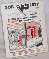 image of Soil of Liberty: Put out by North Country Anarchists and Anarcho-Feminists. Vol. 6 No. 3