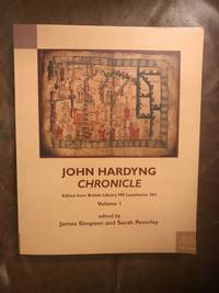 image of John Hardyng, Chronicle: Edited from British Library MS Lansdowne 204 (Teams Middle English Texts)