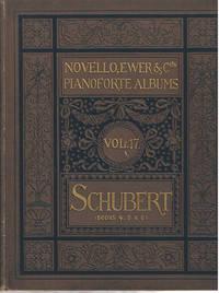 Pianoforte Album No.17 : Schubert [Books 4,5 &6]