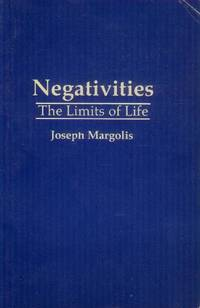 image of Negativities; the Limits of Life