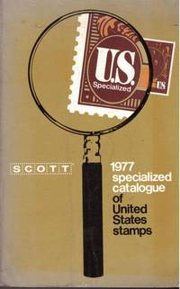 image of 1977 SPECIALISED CATALOGUE OF UNITED STATES STAMPS