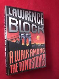 image of A Walk Among the Tombstones (SIGNED 1ST PRINTING)