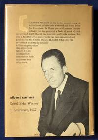 image of ALBERT CAMUS:; the invincible summer / by ALBERT MAQUET / Translated from the French by Herrma Briffault