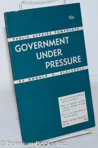 image of Government Under Pressure