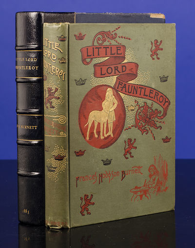 New-York: Charles Scribner's Sons, 1886. First Edition, First Isue of Little Lord Fauntleroy With a ...