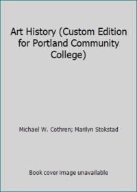 image of Art History (Custom Edition for Portland Community College)