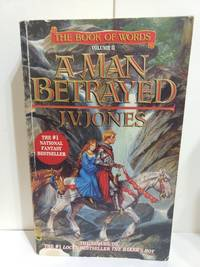 image of A Man Betrayed (Book of Words)