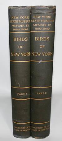 Birds of New York. New York State Museum Memoir 12. (Complete 2-Volume Set)