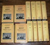 The History and Topographical Survey of the County of Kent, 12 volumes complete