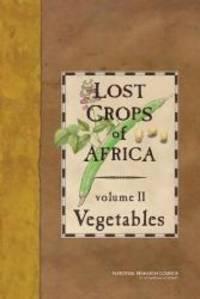 image of Lost Crops of Africa: Volume II: Vegetables