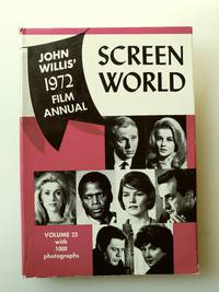 John Willis' 1972 Screen World Film Annual