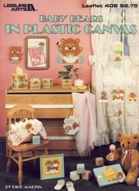 Baby Bears in Plastic Canvas Leaflet 408
